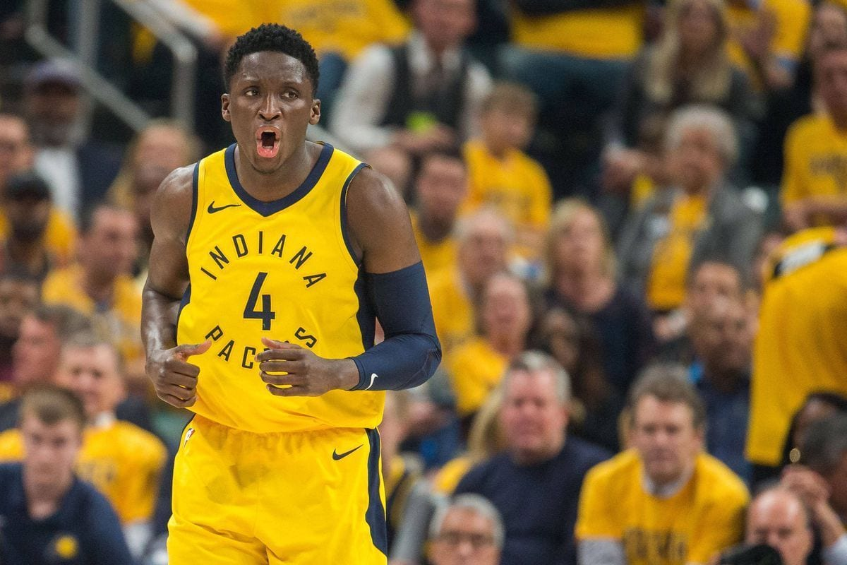 Victor Oladipo Changes Tune, Says He's 'Trying to Play' in NBA Restart