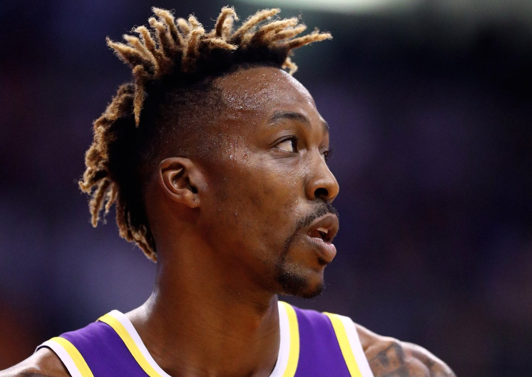 Dwight Howard: 'Stop Focusing On Lack of Mask, Ignoring Real Issue'
