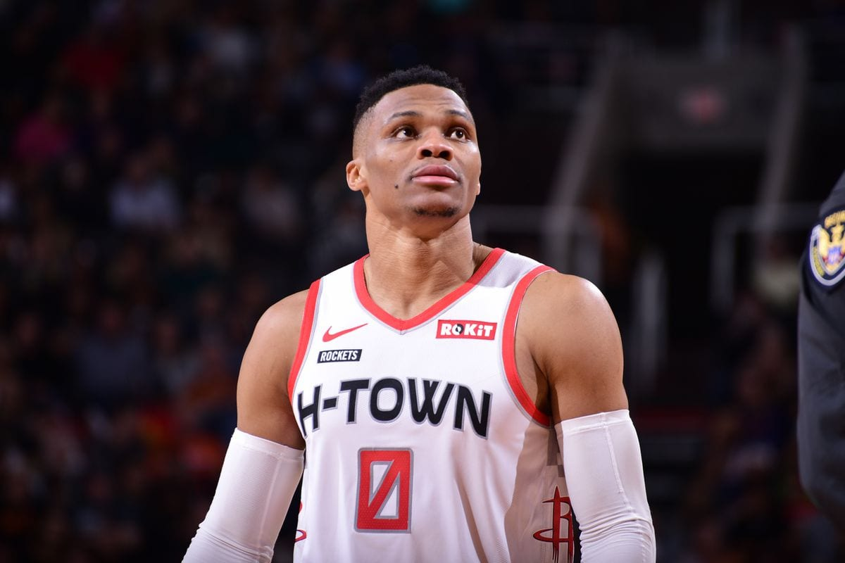 Westbrook Set To Miss Start Of Rockets Playoff Run