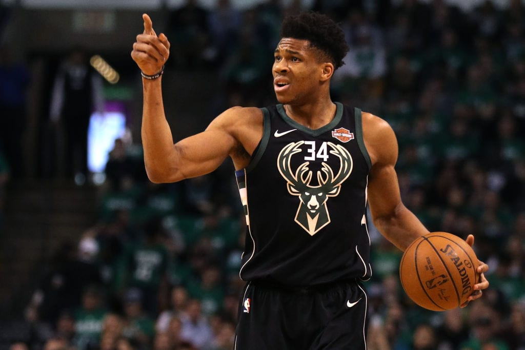 Giannis Antetokounmpo Says He Fooled Everyone With Comments About Not Having Hoop