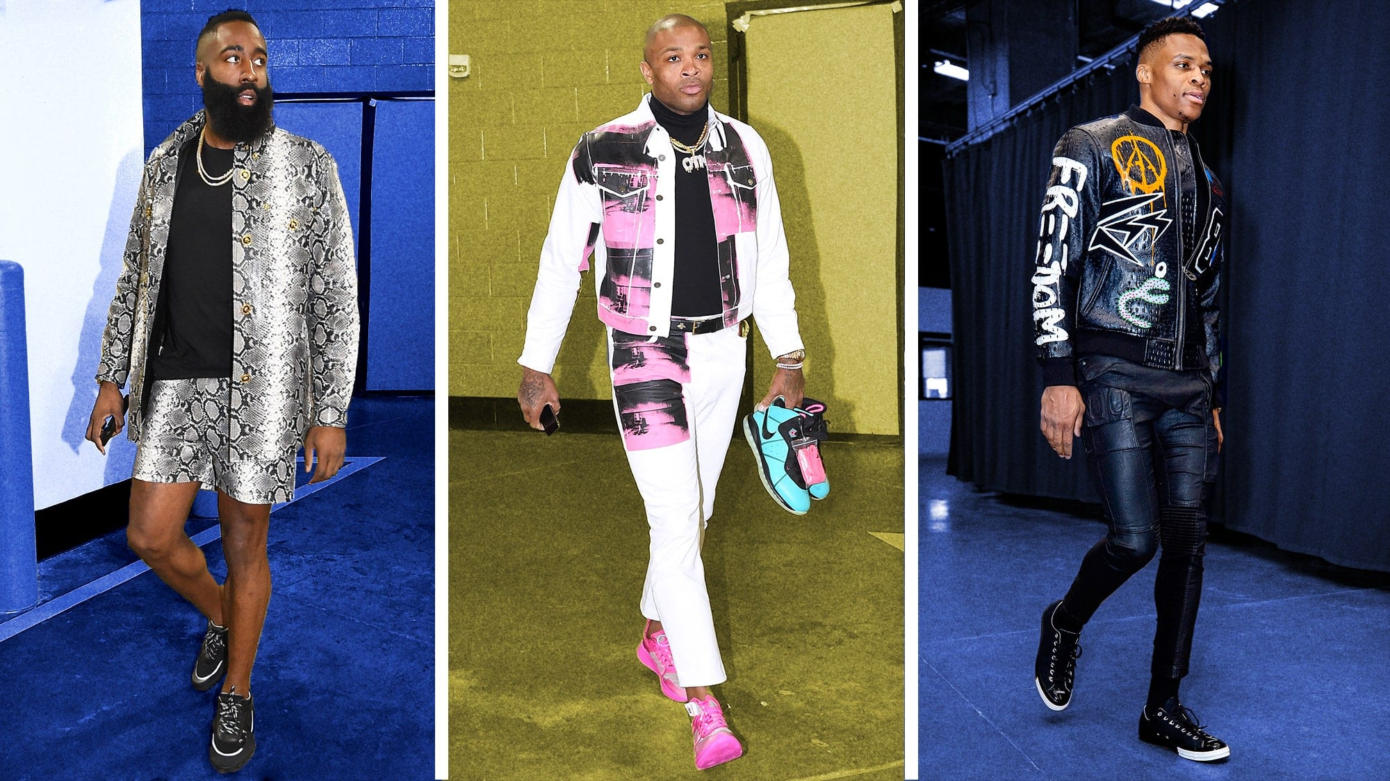 NBA Players Will Be Free to Make Pre-Game Fashion Statements After All