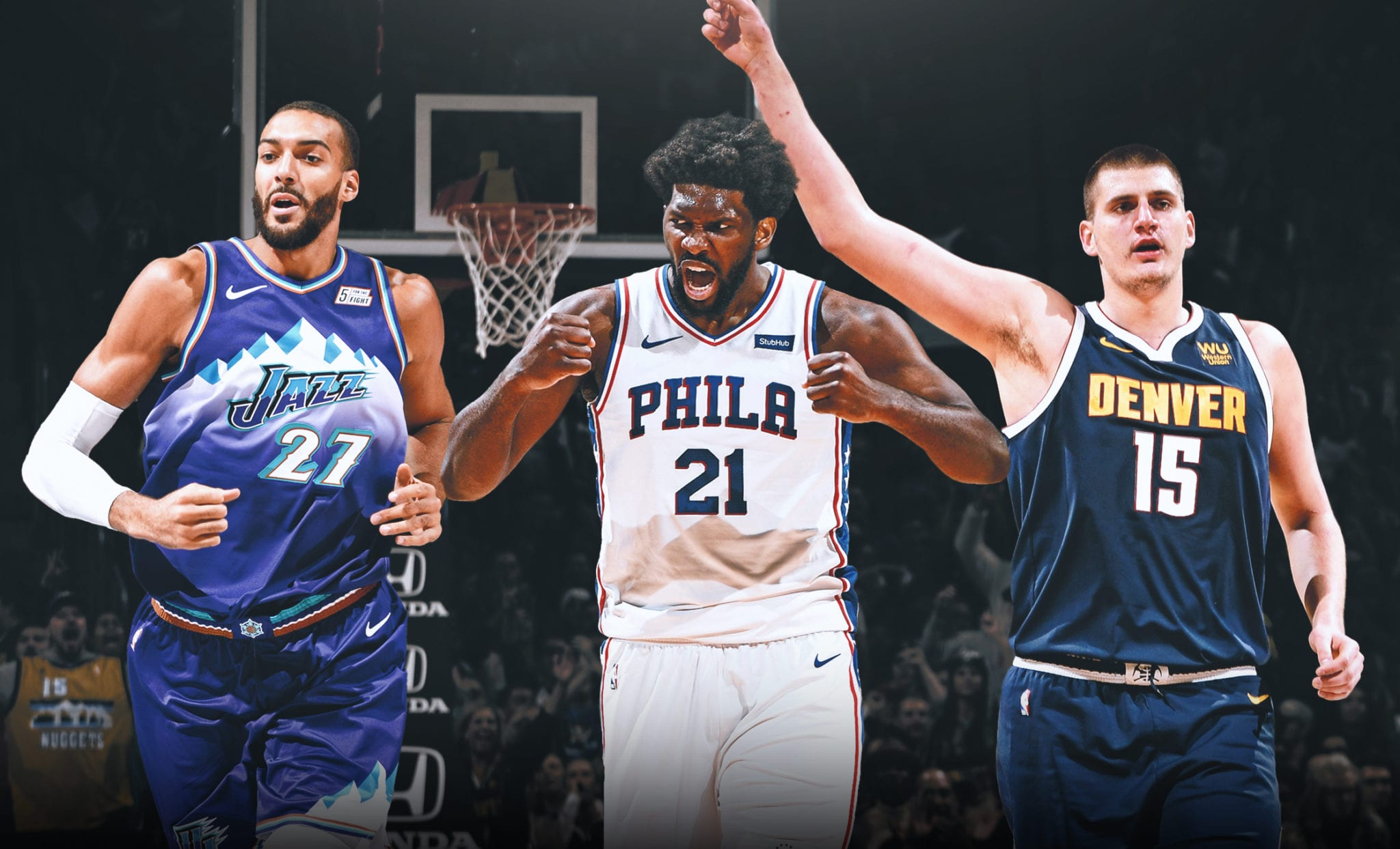 best centers in the NBA