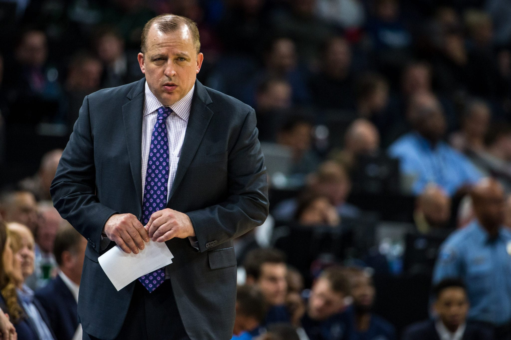 Tom Thibodeau Finalizing 5-Year Deal to Become Knicks Head Coach