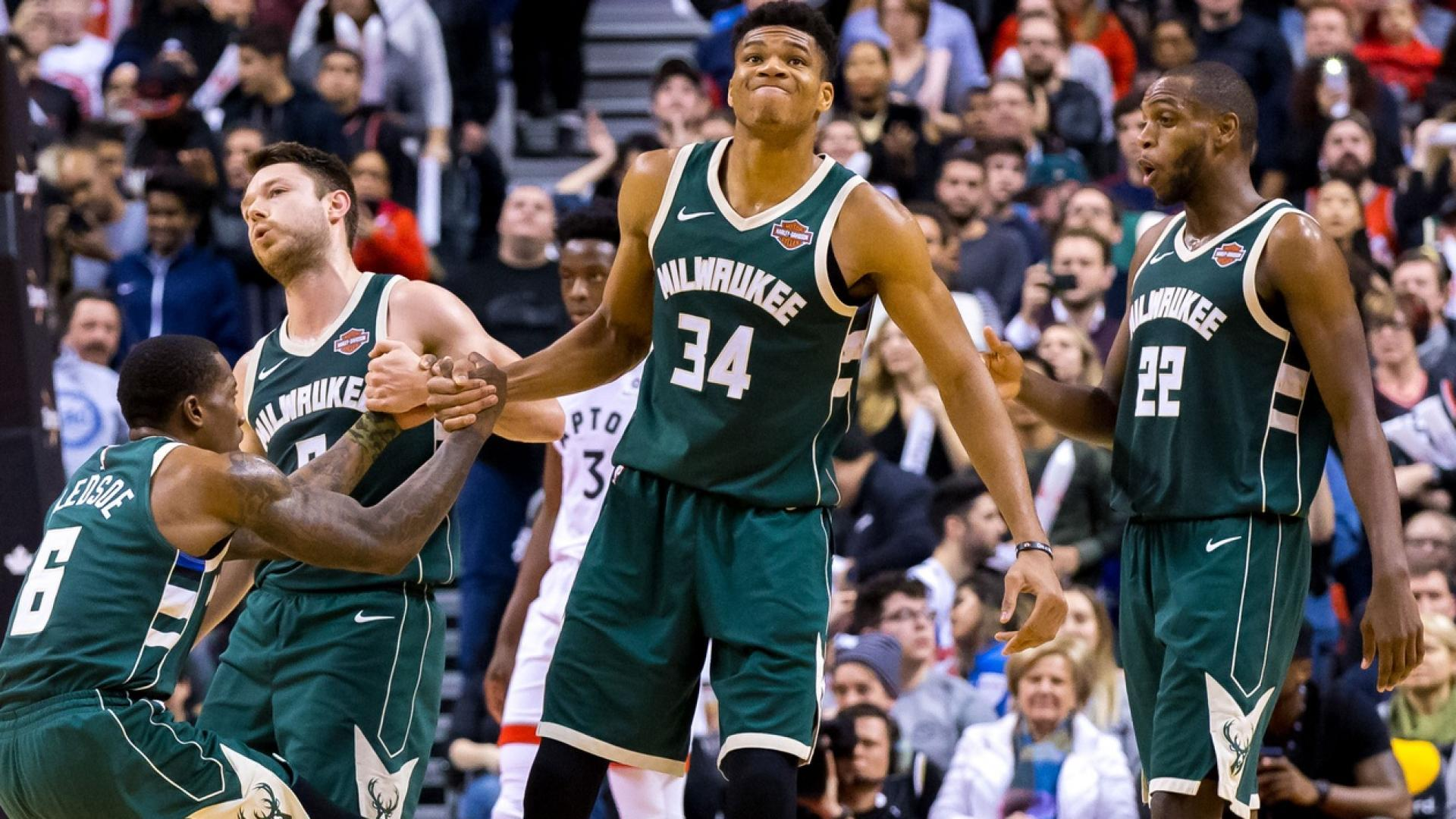 Bucks Will Tip Off Restart Without Eric Bledsoe and Pat Connaughton