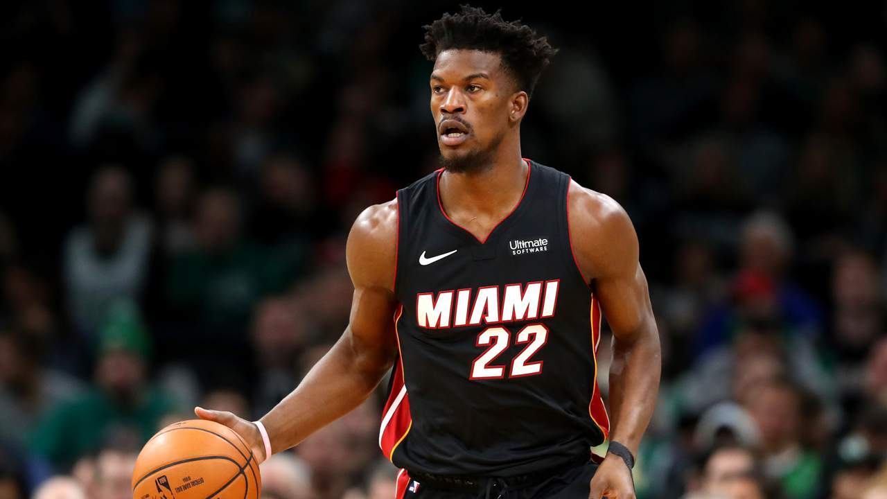 Jimmy Butler of the Heat