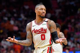 Damian Lillard and Paul George Get Into Postgame Instagram Beef