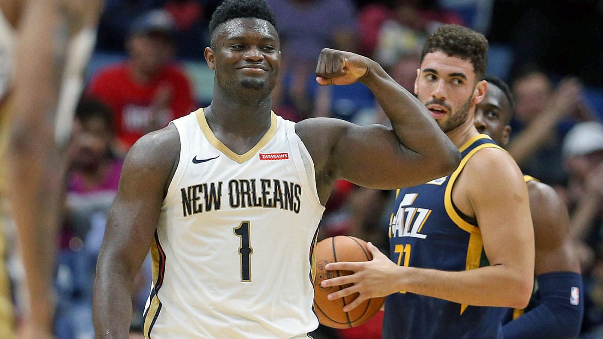 Zion Williamson Sits on the Bench and the Pelicans Struggle on the Court