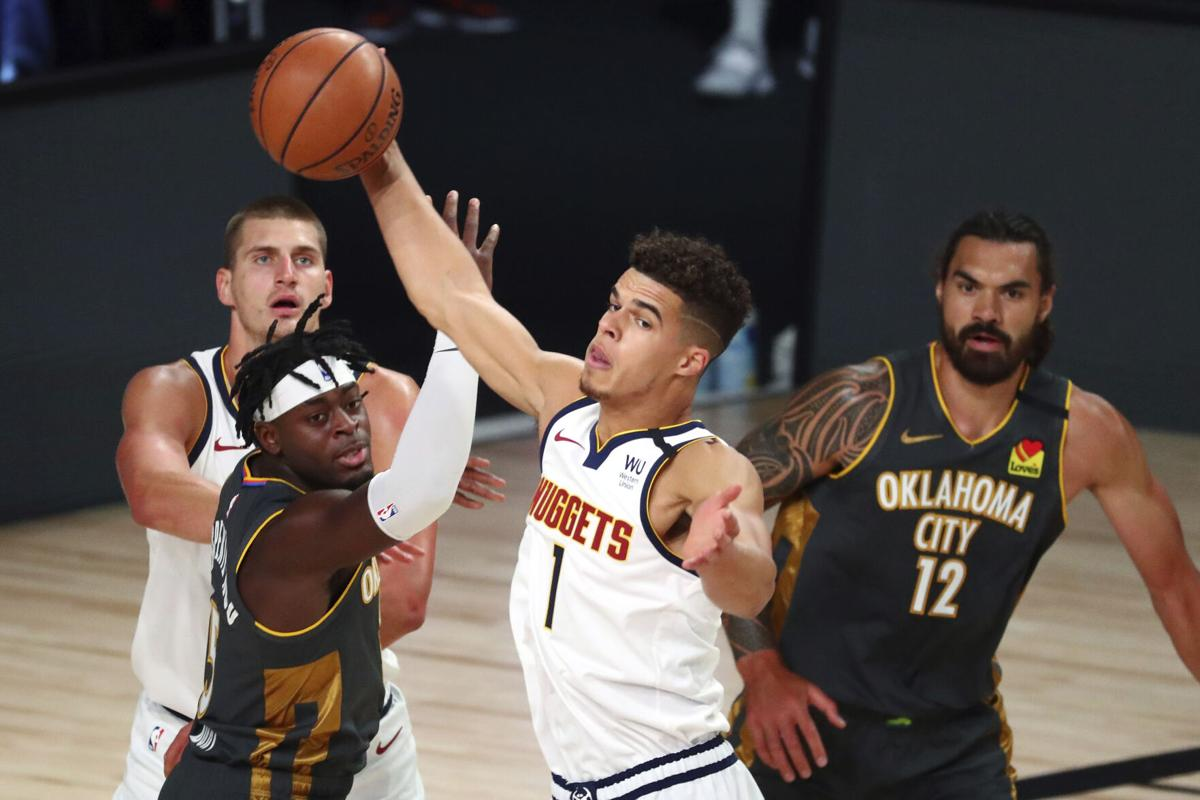 Michael Porter Jr. Puts Up Career Numbers in Nugget's Win