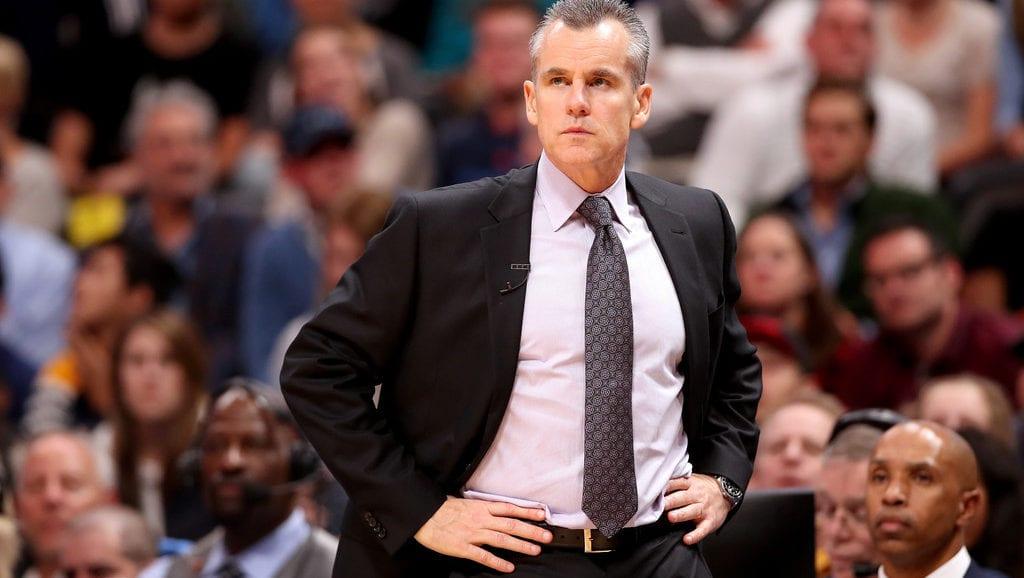 Chicago Bulls Hire Billy Donovan as Head Coach