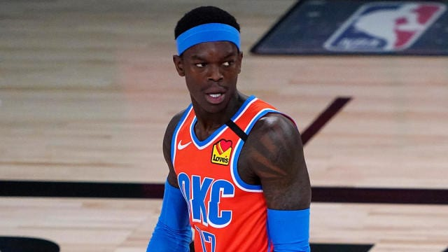 Dennis Schroder Leaves Bubble for Birth of Second Child