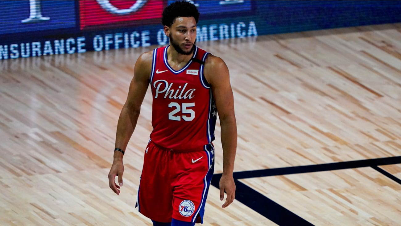 76ers All-Star Ben Simmons Suffers Partially Dislocated Knee Cap
