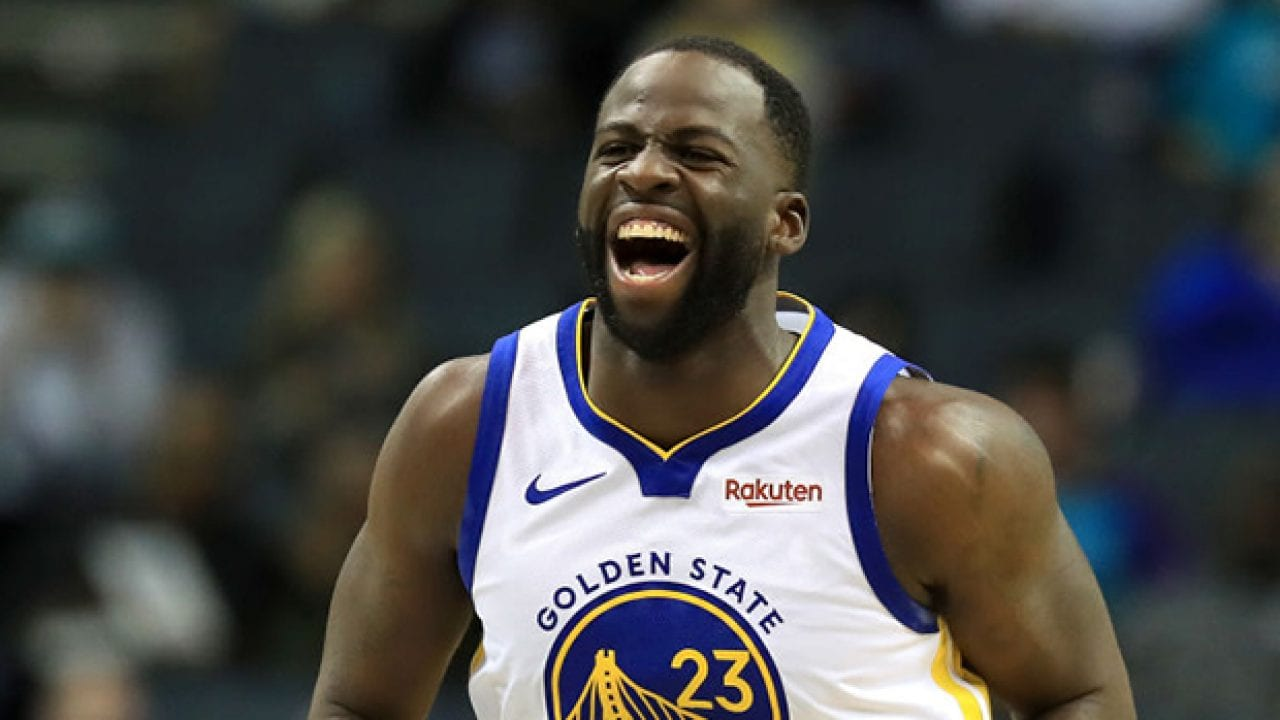Warriors' Draymond Green Fined $50,000 For Devin Booker Comments