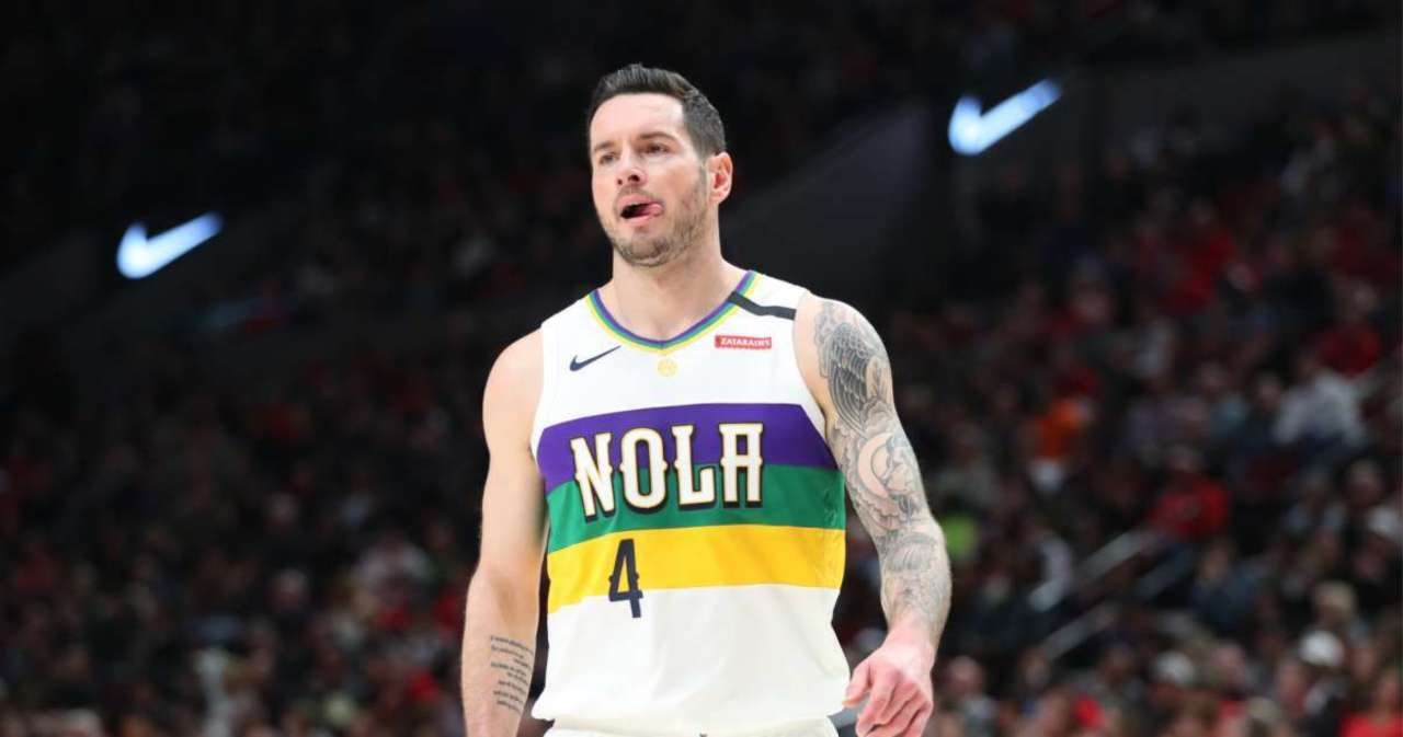 J.J. Redick's 13-Year Playoff Streak Ends
