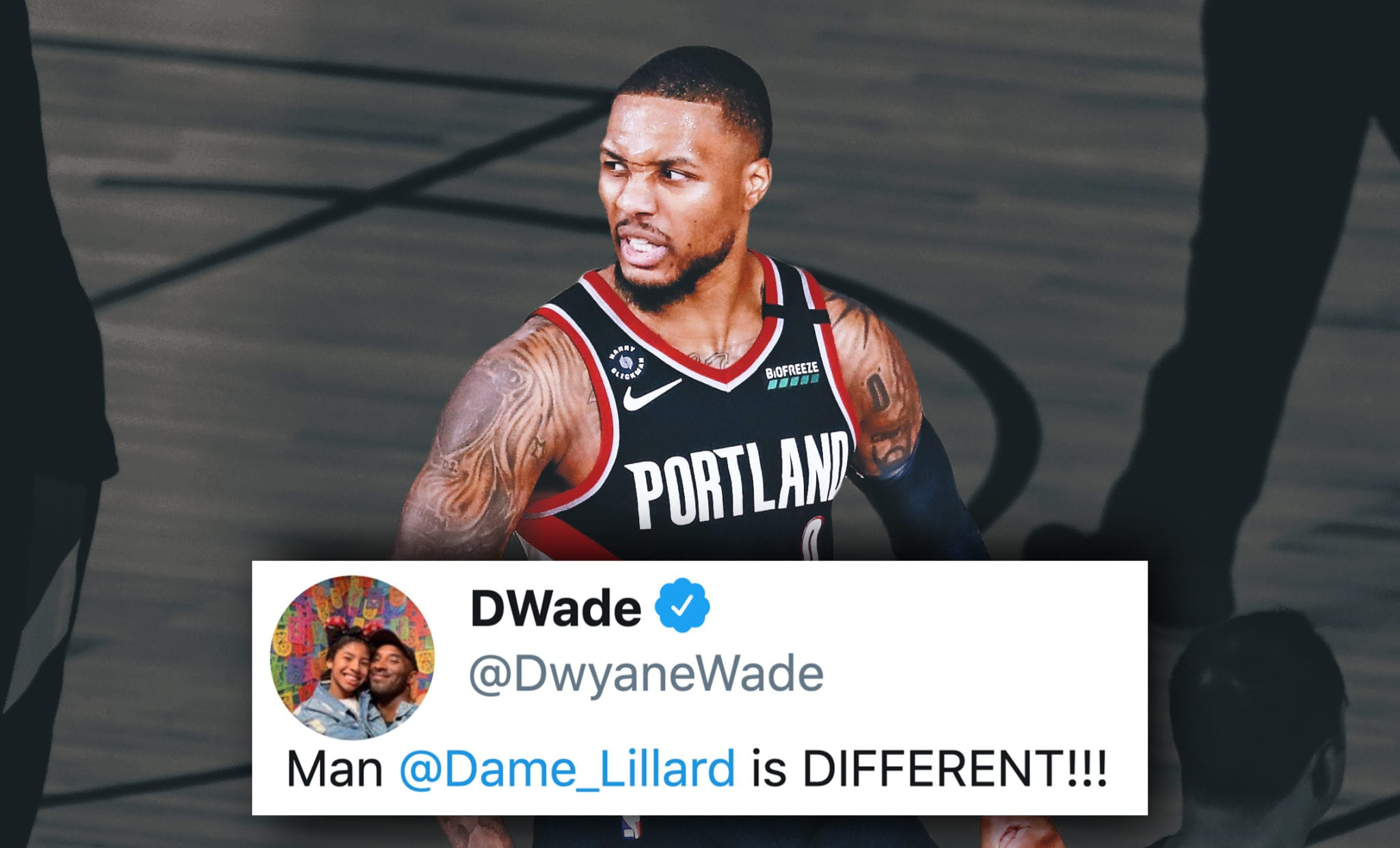 NBA Players React To Damian Lillard's Insane 61-Point Game