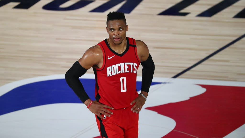 Russell Westbrook Ready to Bounce Back From Injury