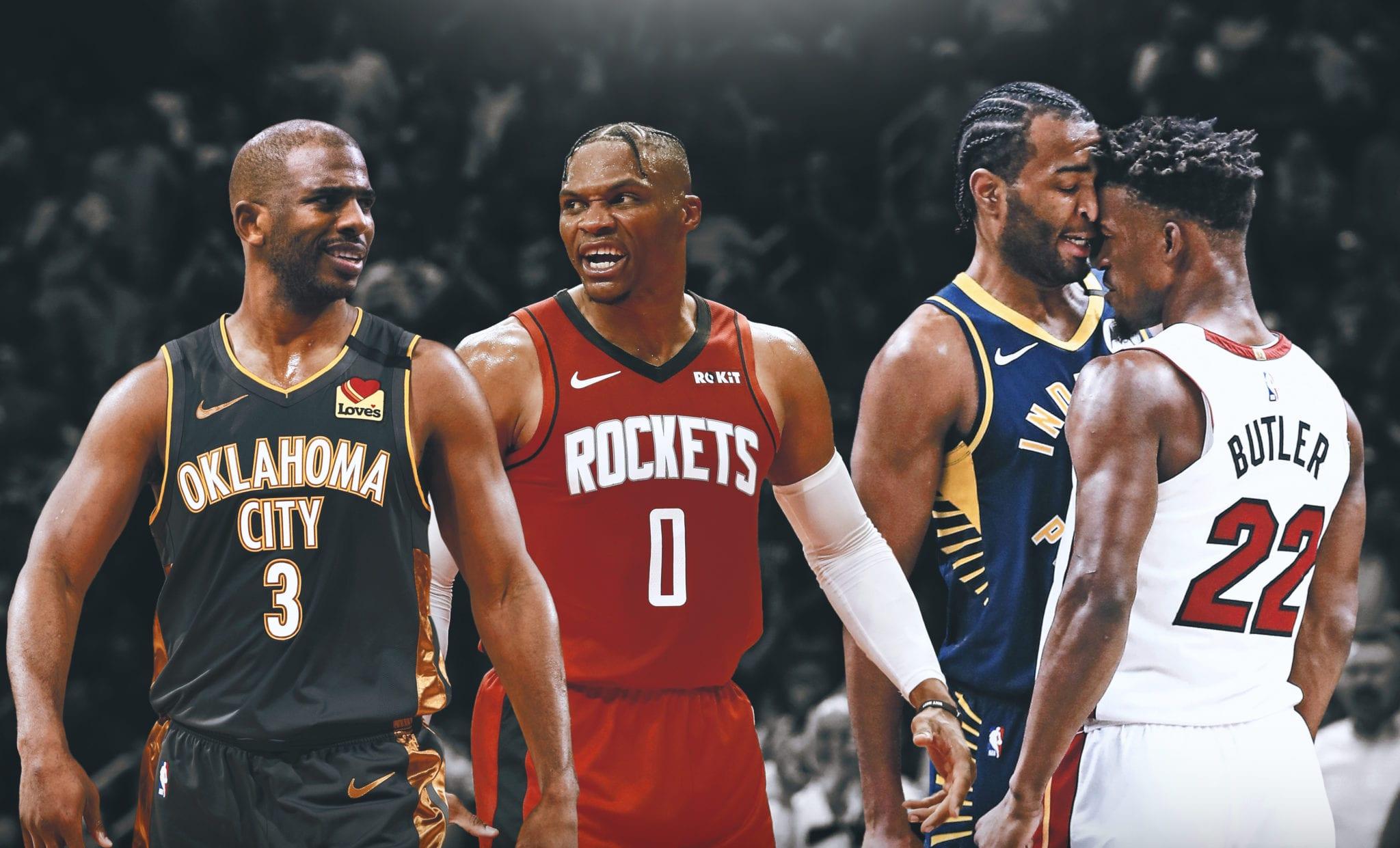 The Spiciest Matchups of the 2020 NBA Playoffs