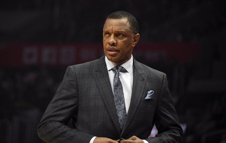 New Orleans Pelicans Fire Head Coach Alvin Gentry