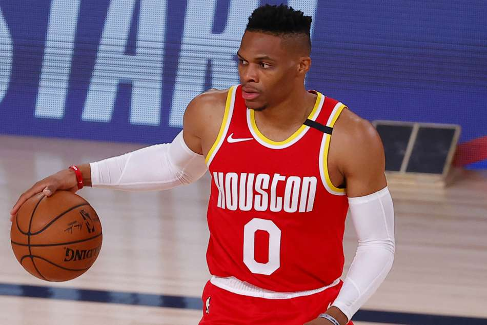 Russell Westbrook Out For Game 1 of Rockets-Thunder Series