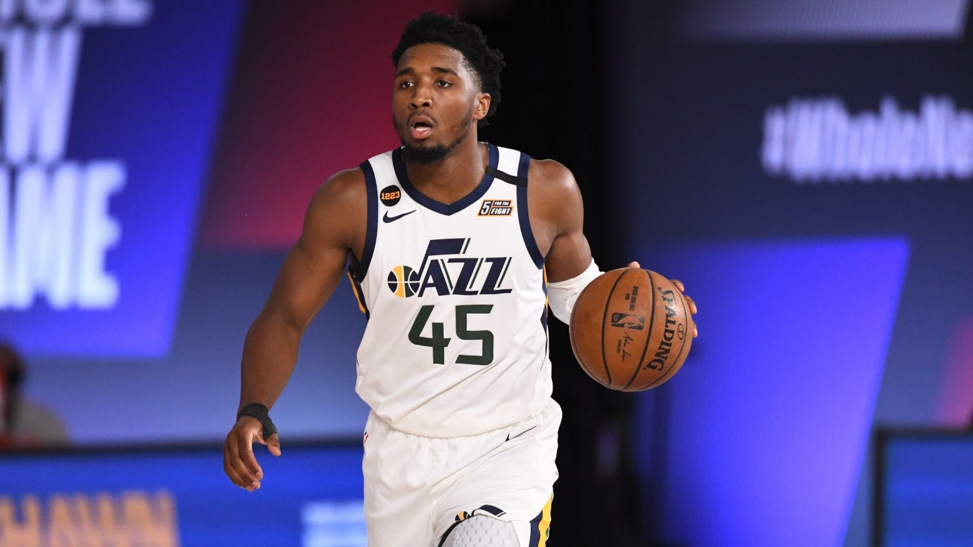 Donovan Mitchell Takes the Blame in Jazz's Loss to Nuggets