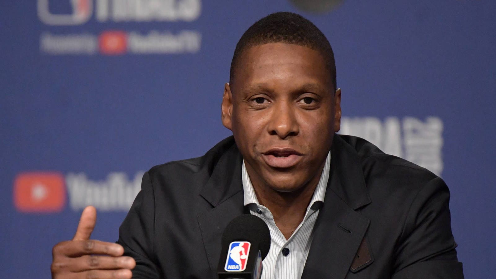 Ujiri: Incident With Officer Occurred 'Because I Am Black'