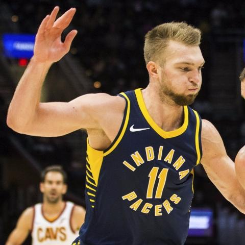 Domantas Sabonis Unlikely to Rejoin Pacers' Roster