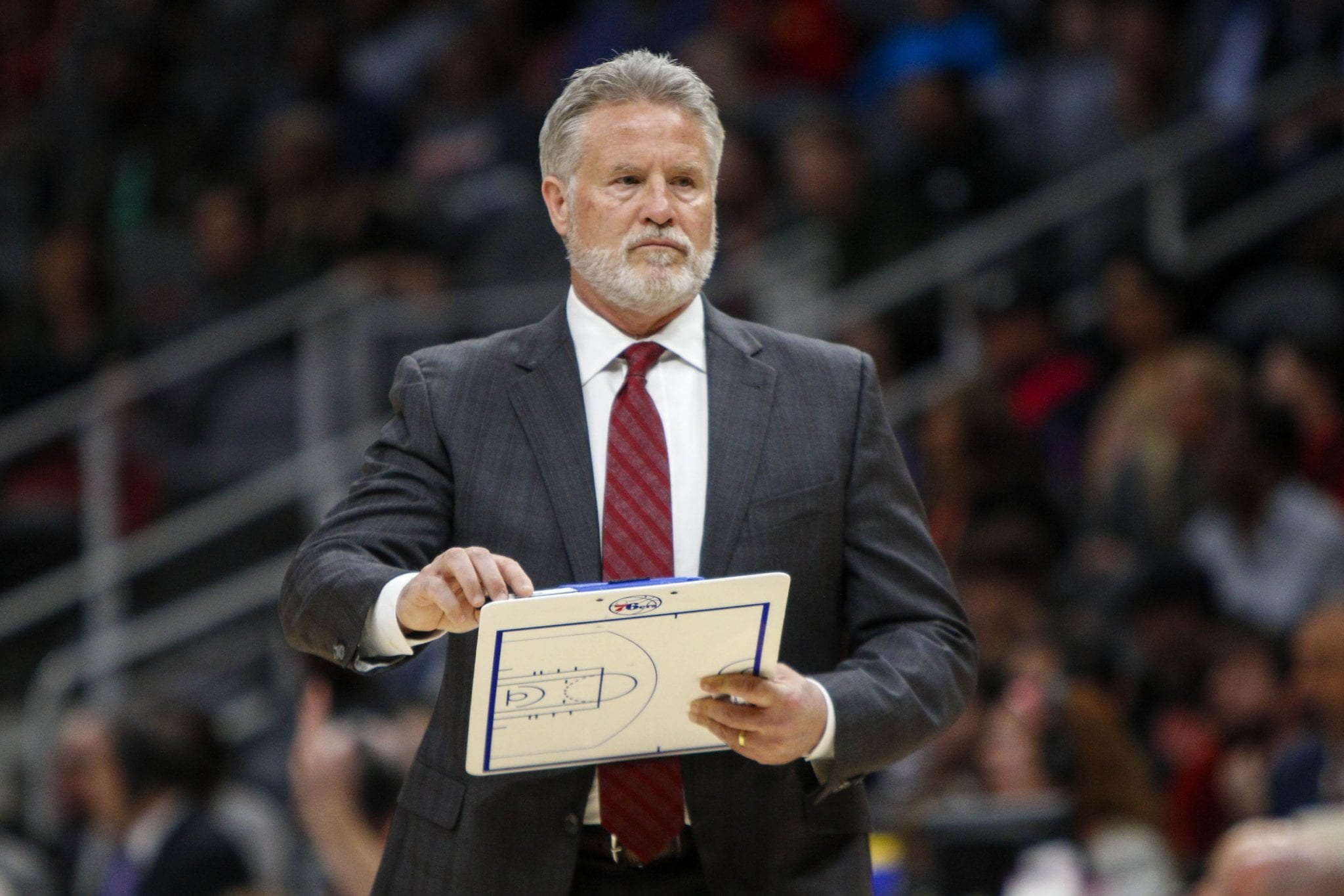 Brett Brown May Have Coached His Last Game for the Sixers