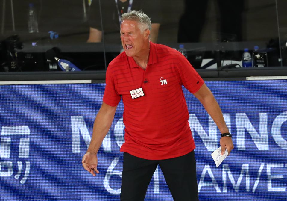 Sixers Fire Coach Brett Brown After First-Round Sweep