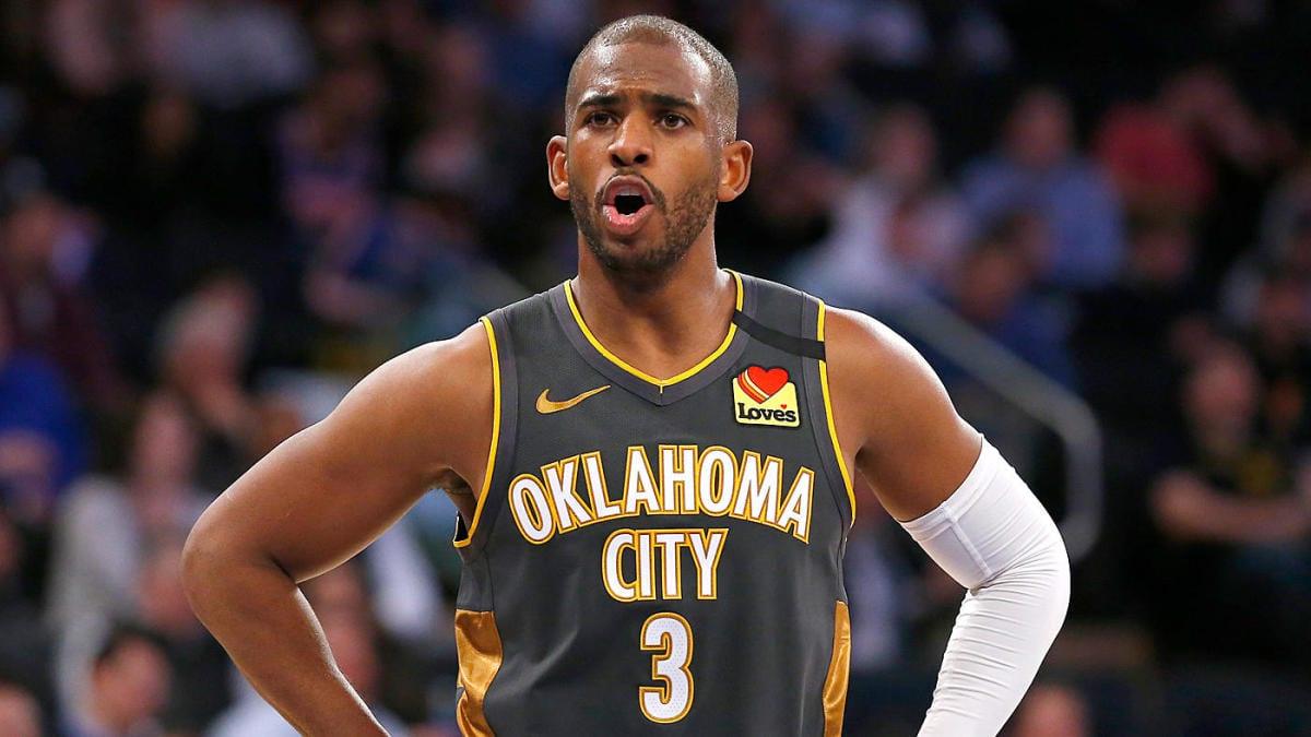 Chris Paul Thunder