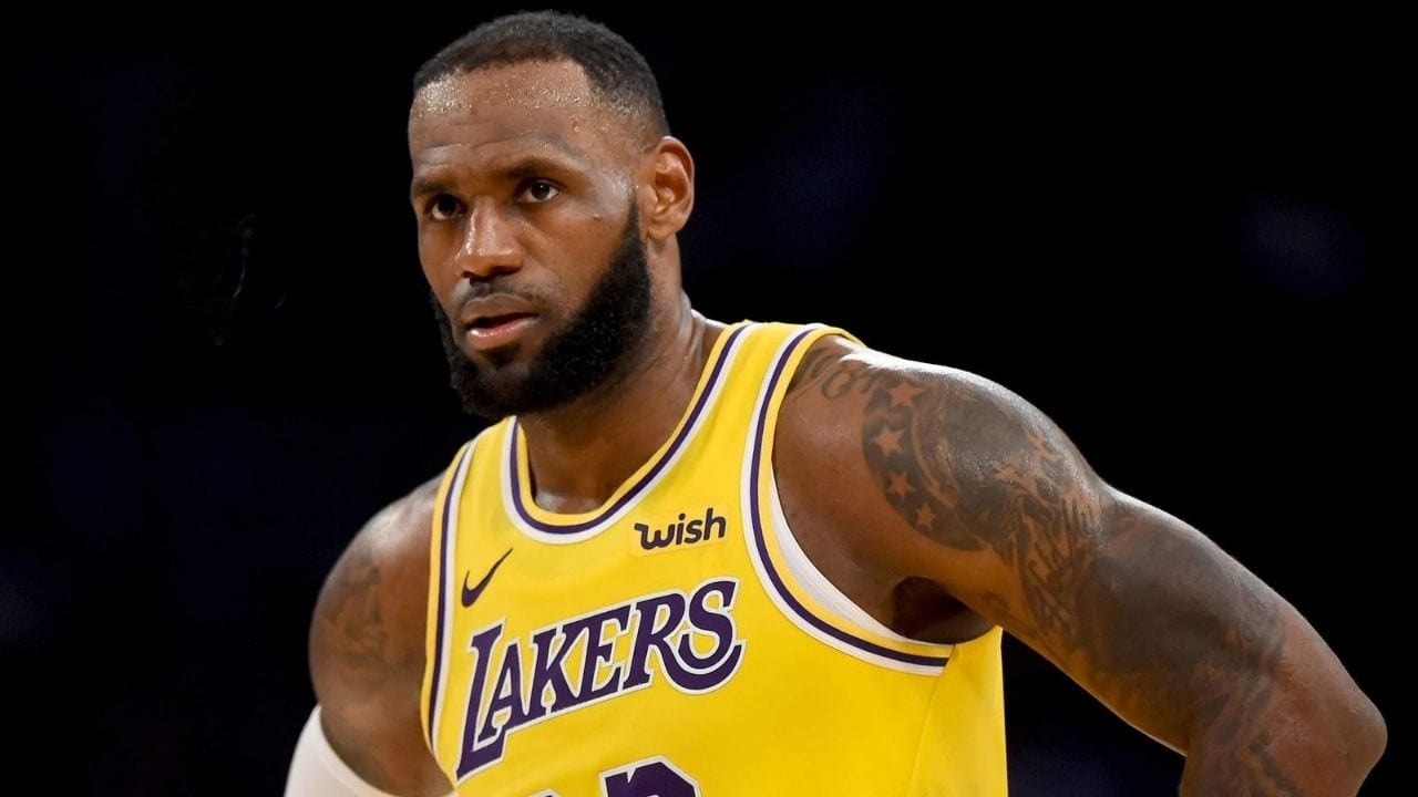 LeBron James: From Standing With Bucks to Figuring Out 'Plan Going Forward'