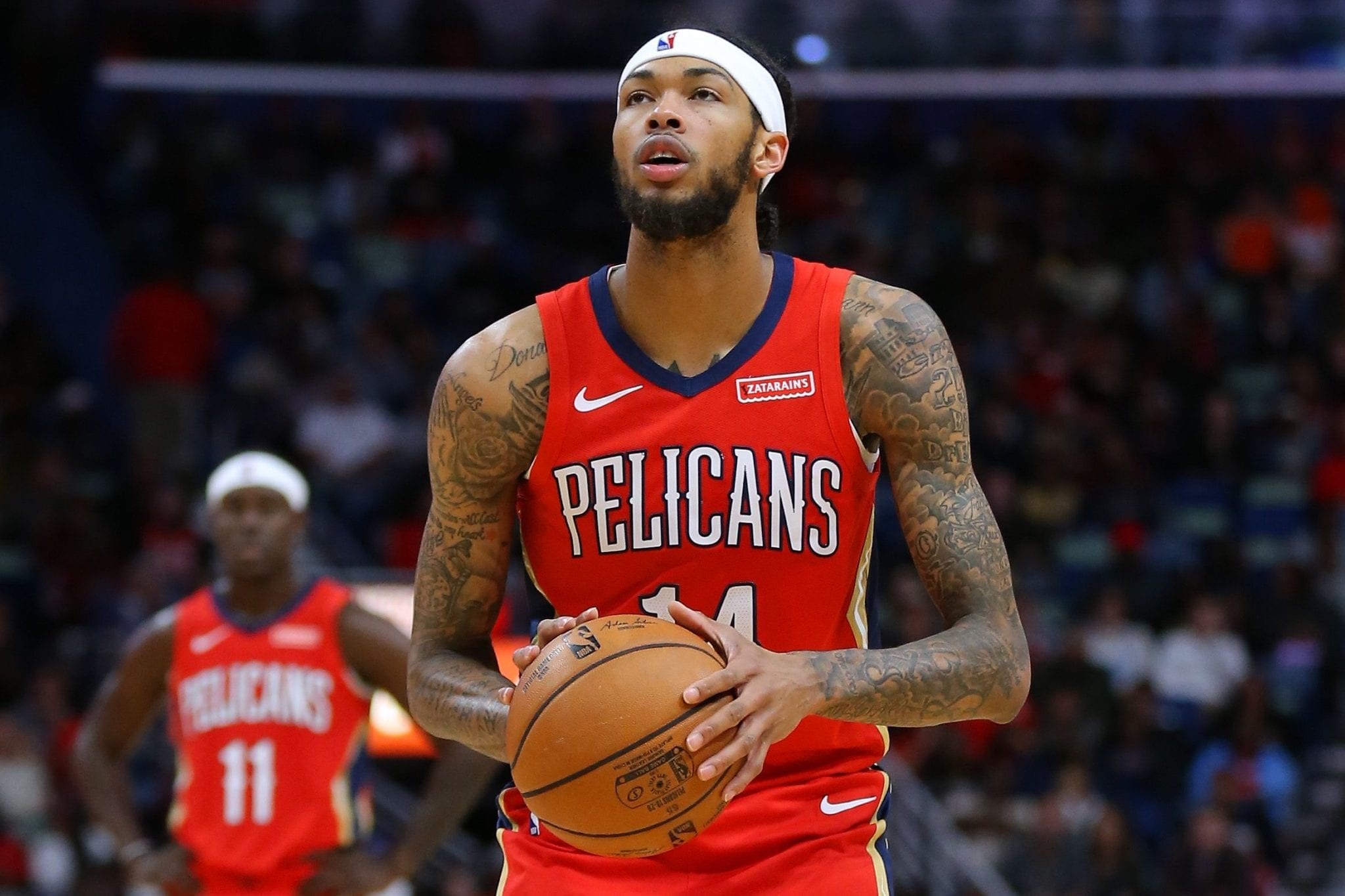 Pelicans' Brandon Ingram Wins NBA's Most Improved Player