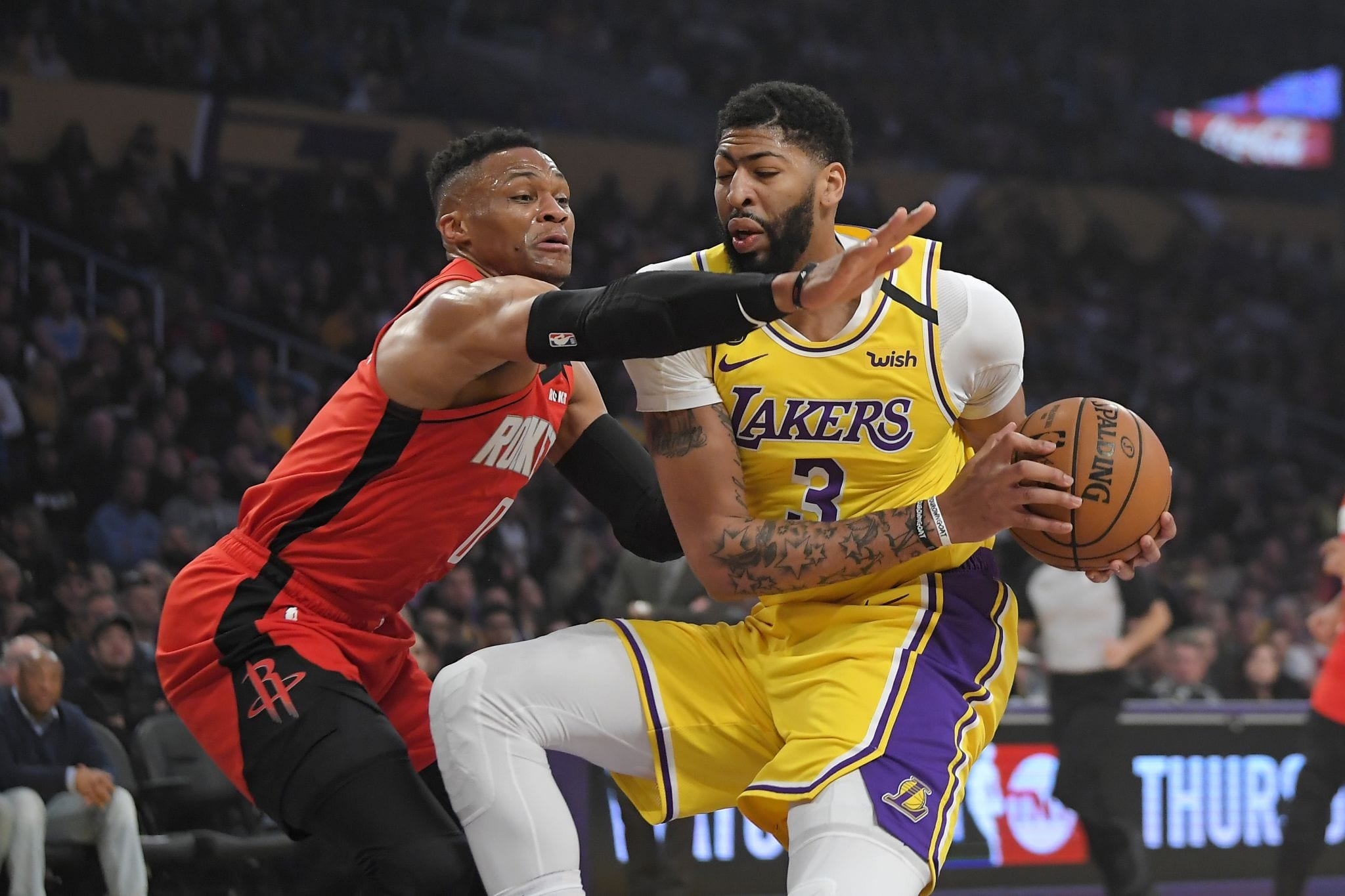 Lakers Rockets Tv Schedule Game Times Live Stream