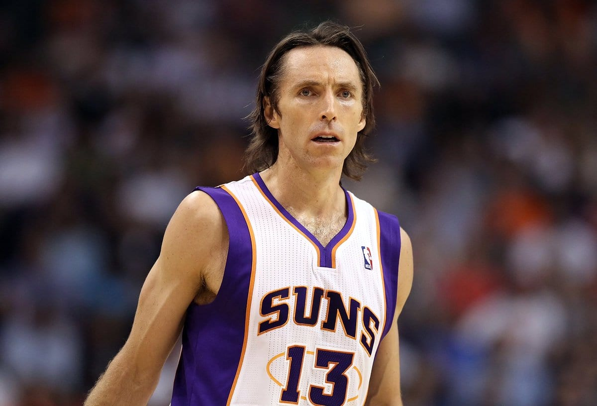 Hall of Famer Steve Nash is the Brooklyn Nets' New Head Coach