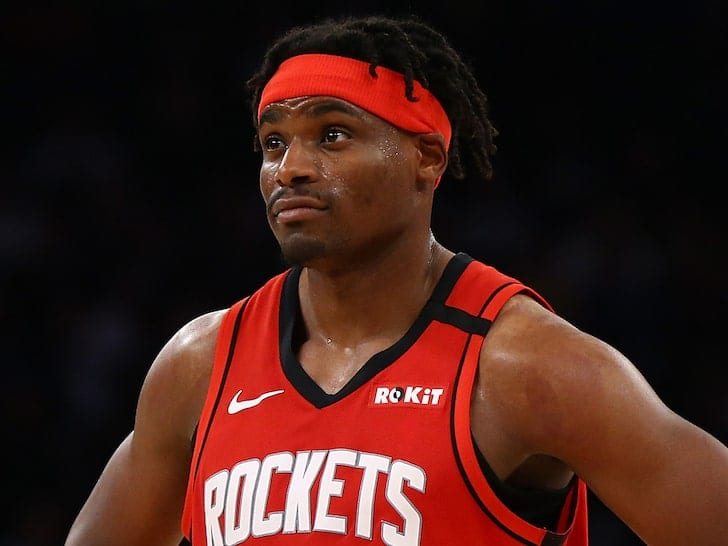 Rockets Danuel House Jr. Suspended For Alleged Encounter With Female Testing Official