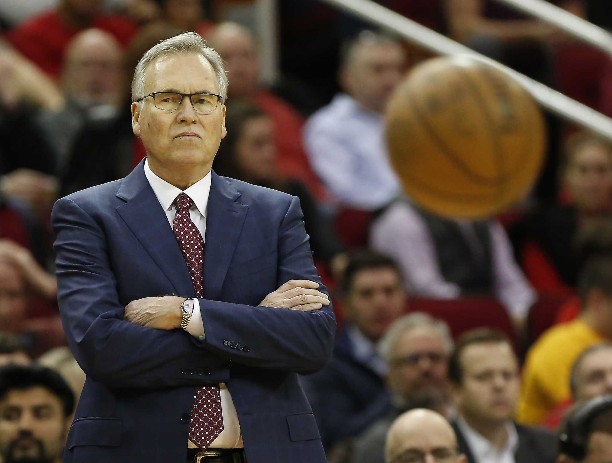 Mike D'Antoni: 'We Lost Our Way' in Game 4 Defeat