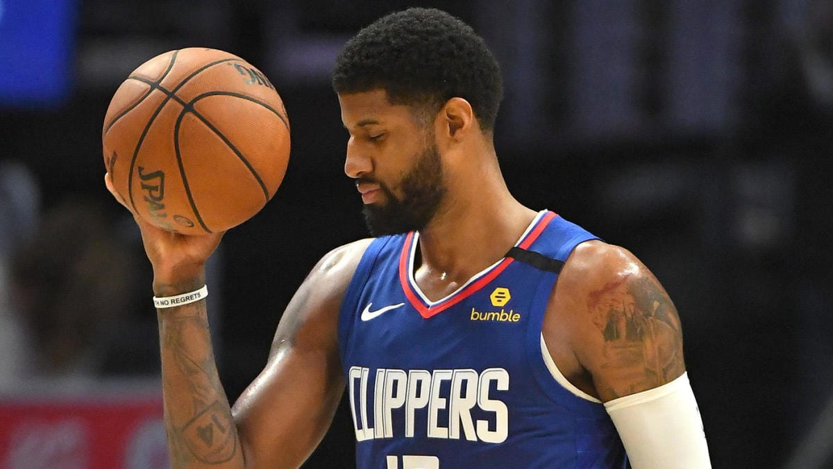 Paul George Says Clippers Are 'Still in the Driver's Seat' Going Into Game 7