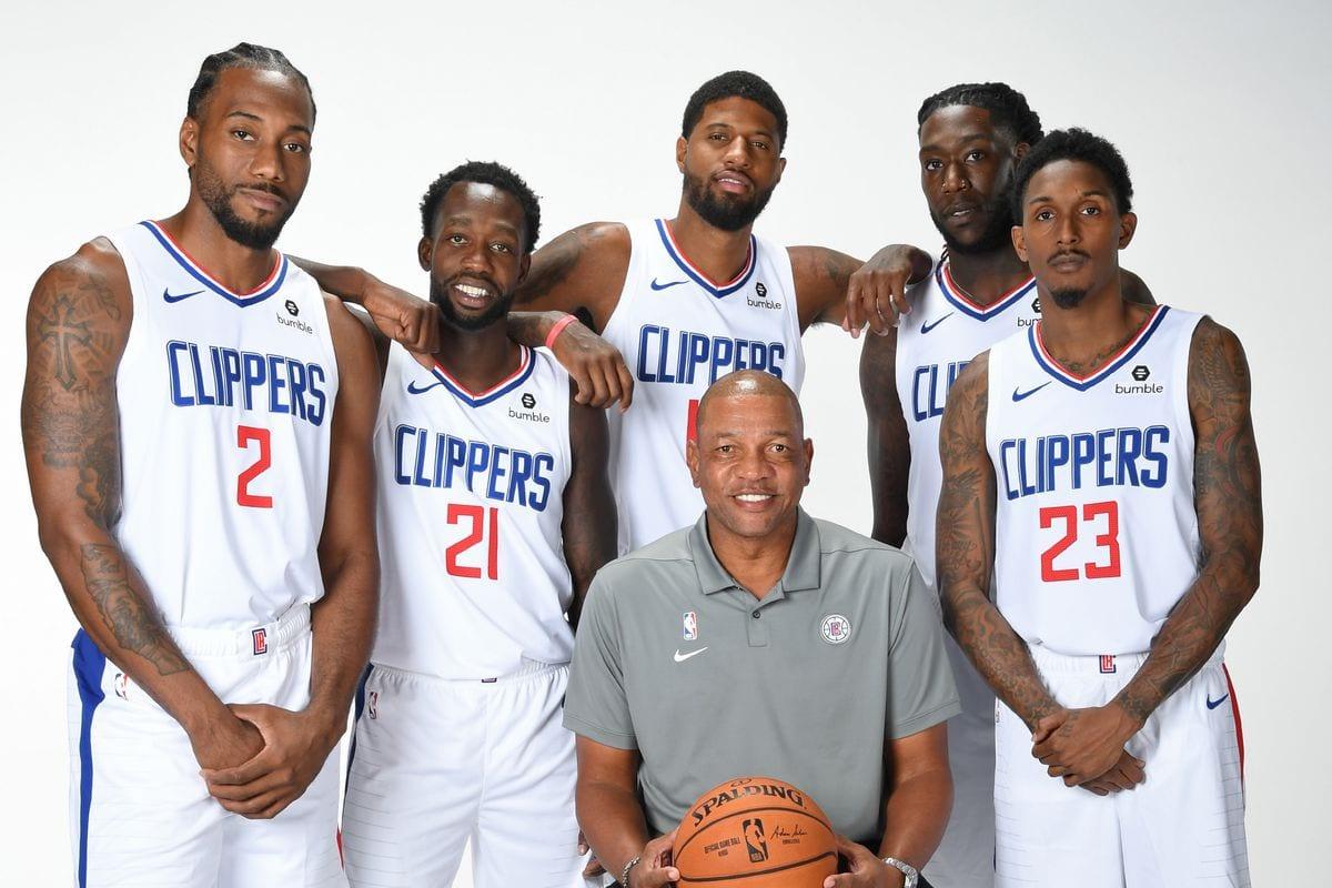 The 2019-2020 LA Clippers