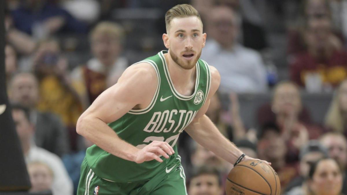 Celtics' Gordon Hayward Won't Leave Bubble for Birth of 4th Child