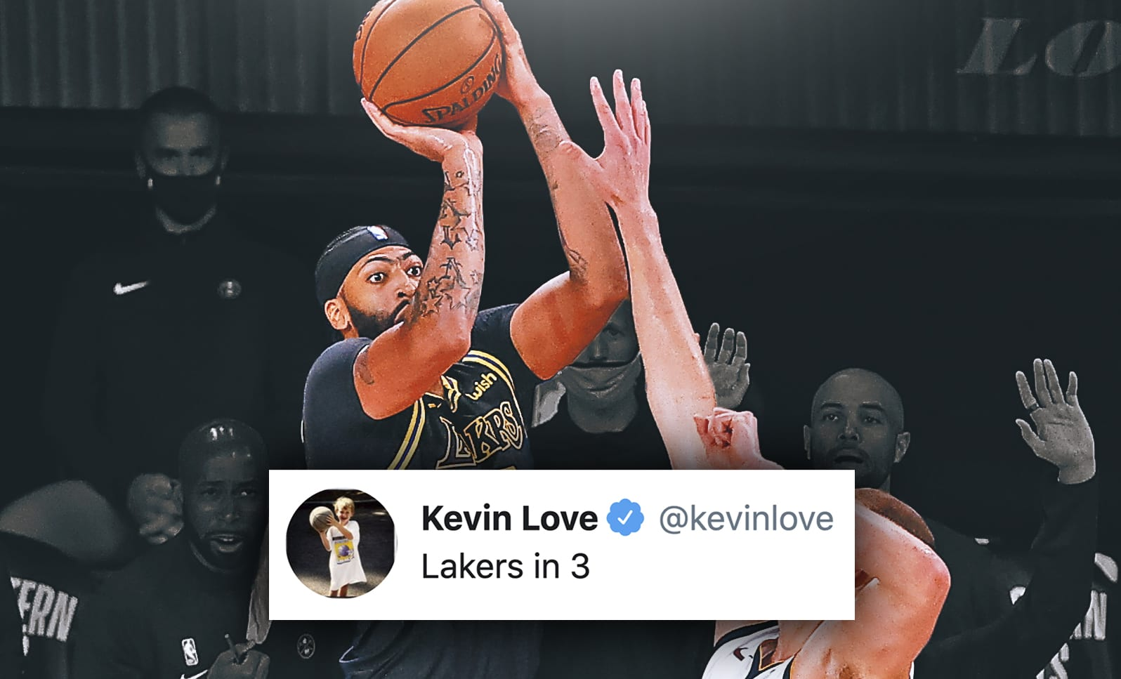 NBA Players React to Anthony Davis's Game-Winner