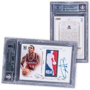 Anonymous Buyer Breaks Record With Giannis Rookie Card Purchase