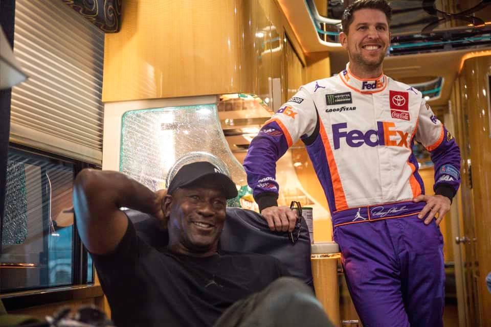 Michael Jordan Purchases NASCAR Team – Wallace To Drive