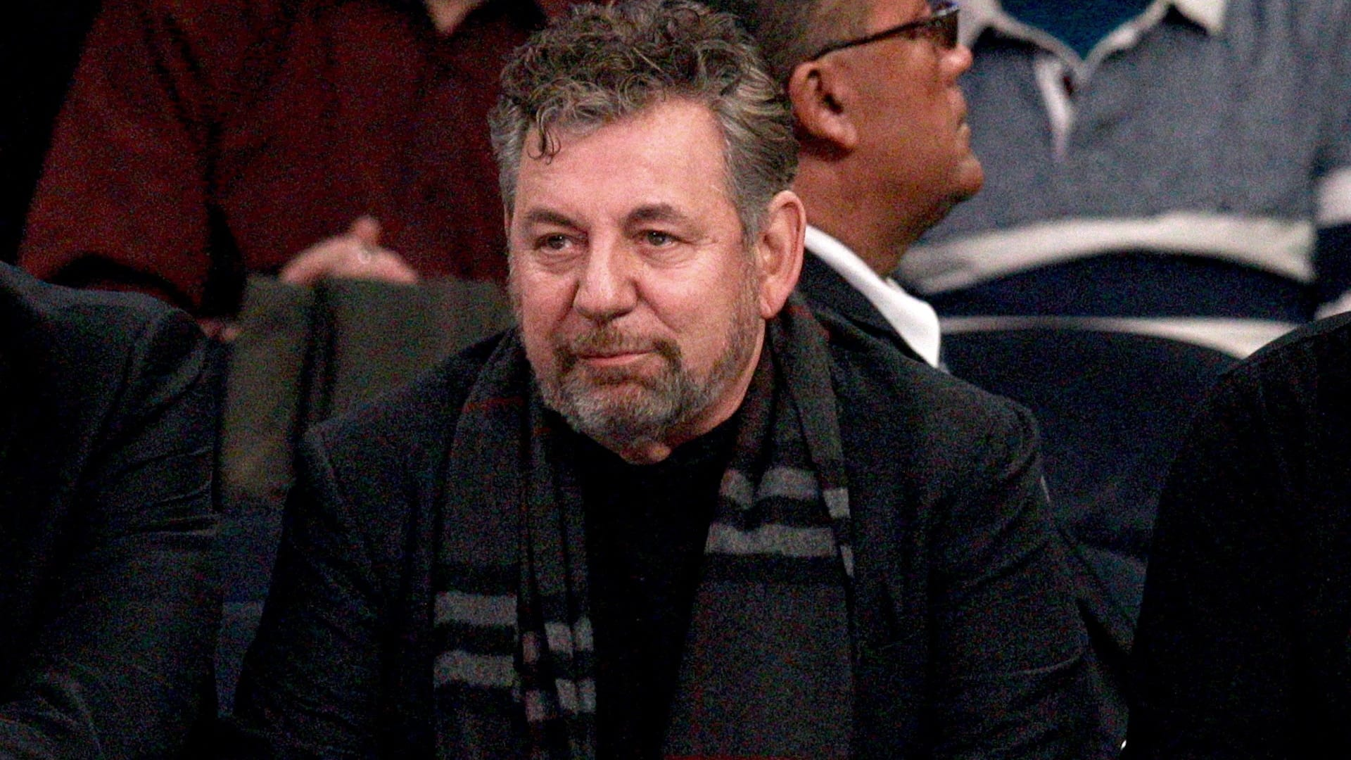 James Dolan Donated to Opponent of U.S. Representative Who Called on Him to Sell Knicks