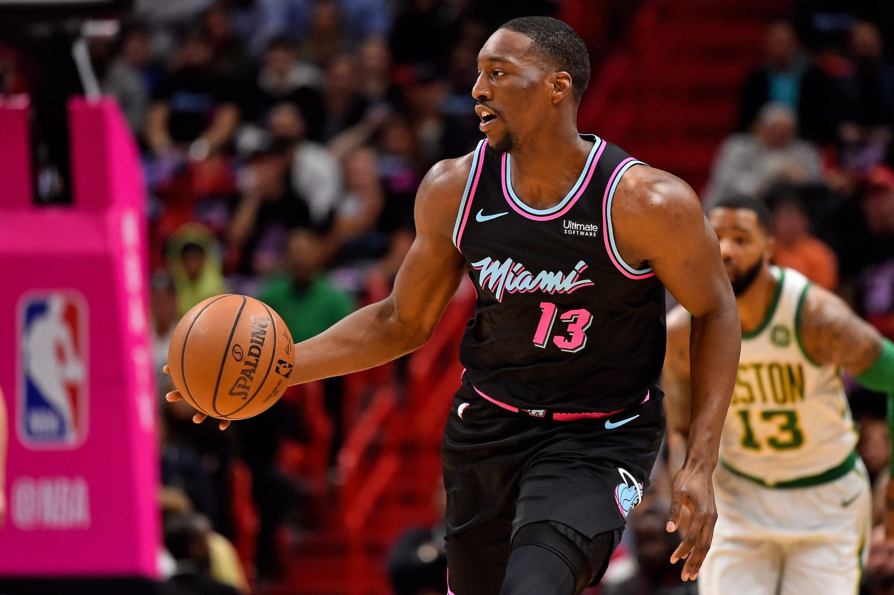 Bam Adebayo Takes Blame For Heat's Game 5 Loss