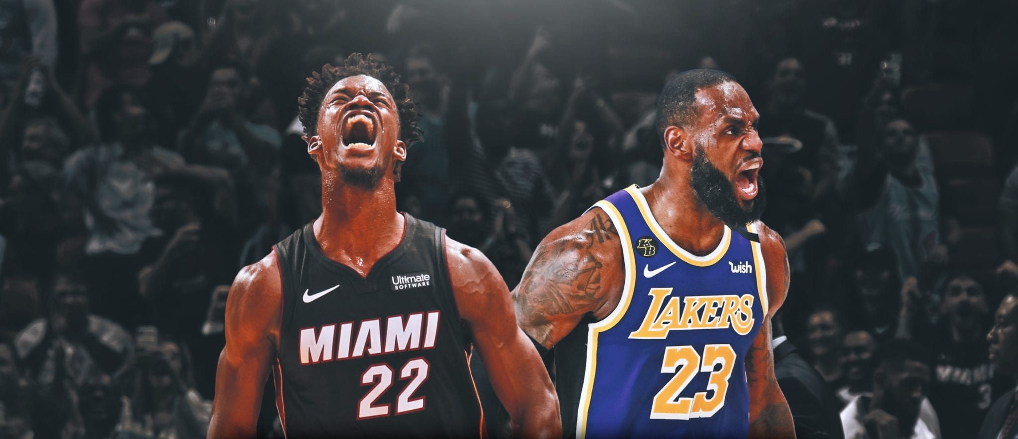 NBA Players React to Heat Making Finals to Face Lakers