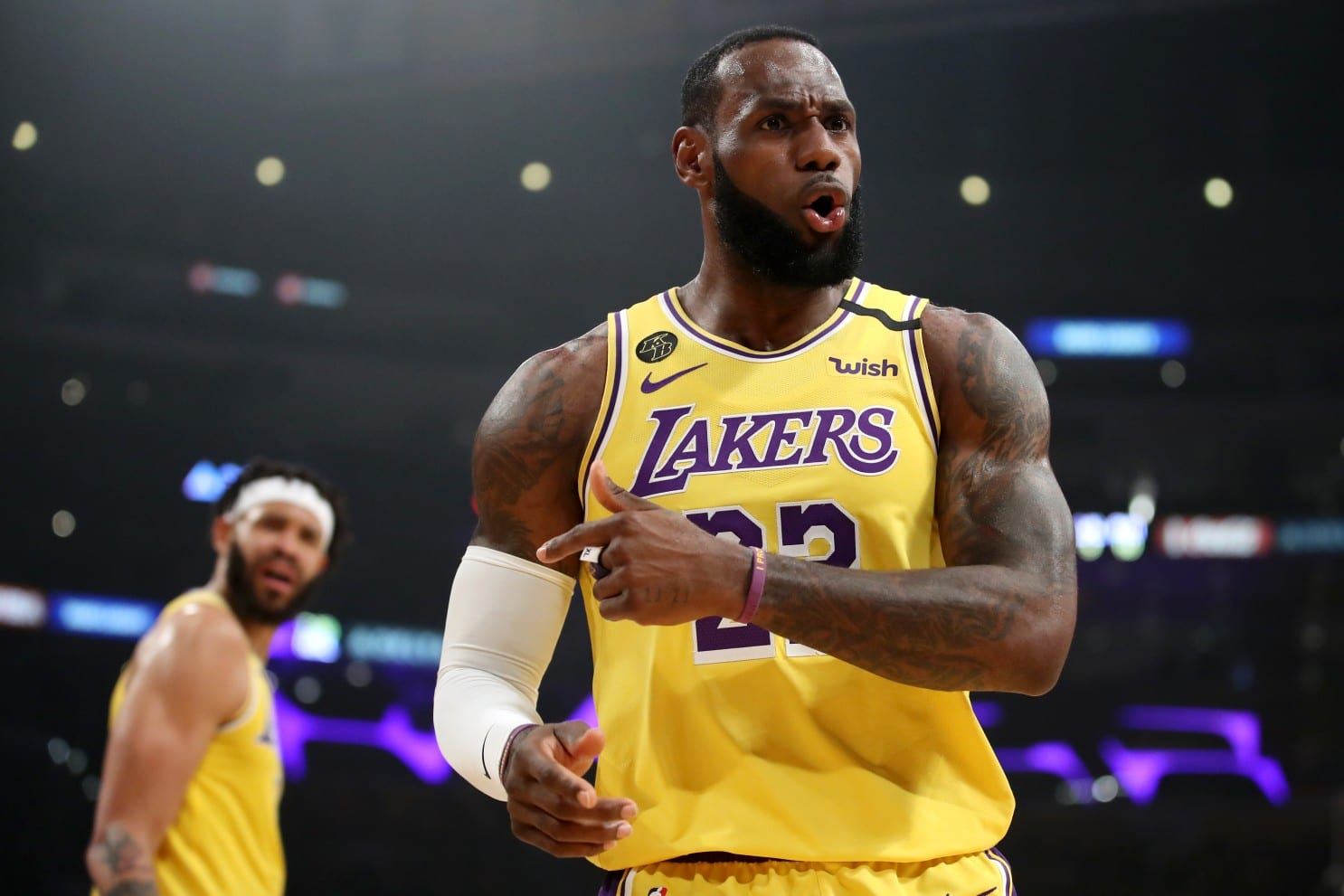 LeBron James Buys $36M Beverly Hills Mansion from Afar