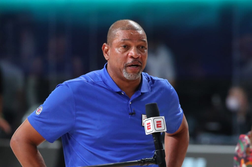 Doc Rivers to Interview For The Philadelphia 76ers Head Coaching Job