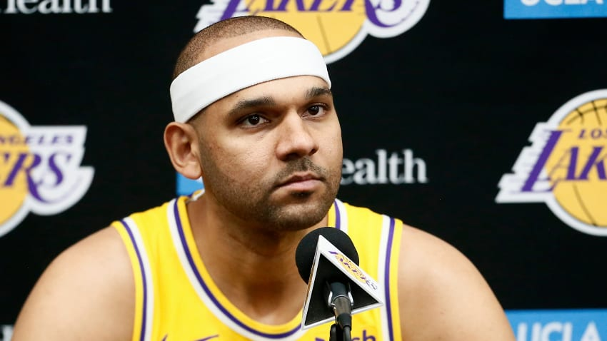 Jared Dudley Says Lakers Were Laughing at Clippers Blowing 3-1 Lead