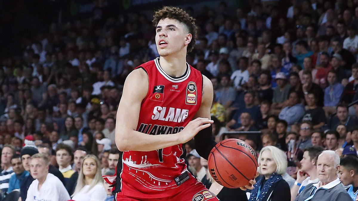 LaMelo Ball Signs Deal with Puma