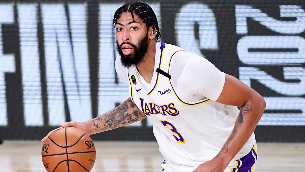 Anthony Davis Opting Out of Contract but Will Re-sign with Lakers