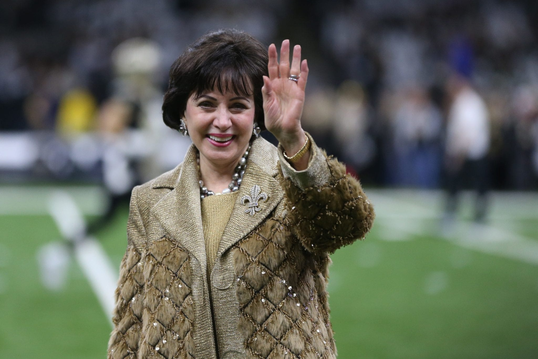 Pelicans Owner Gayle Benson 'Shaken' After Attempted Car Theft