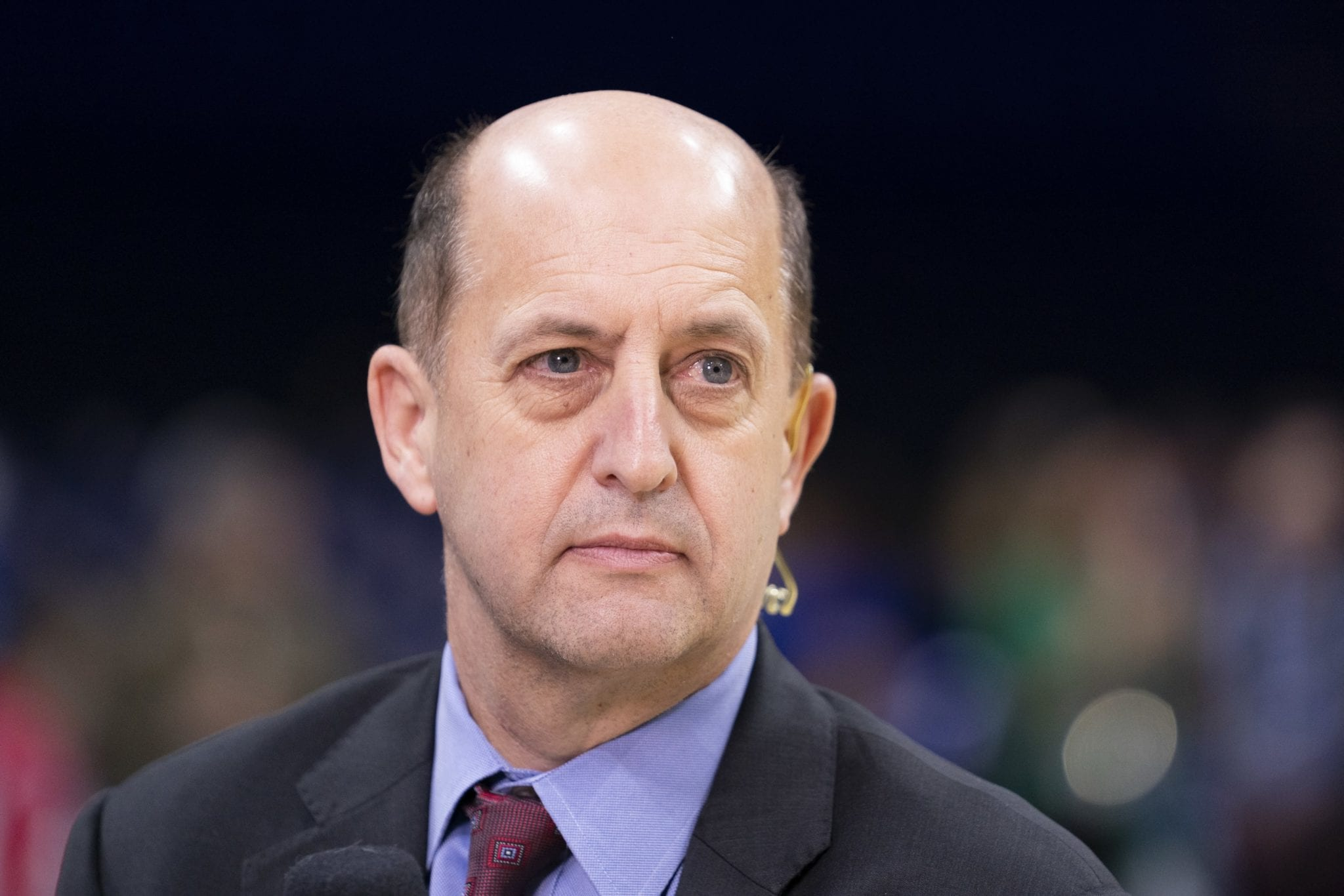 Jeff Van Gundy Rockets Coaching Search